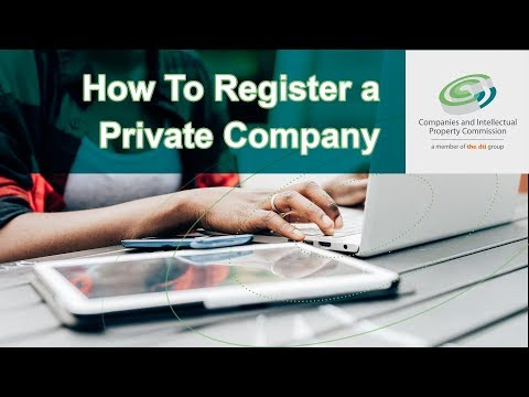 004 How To Register Private Company