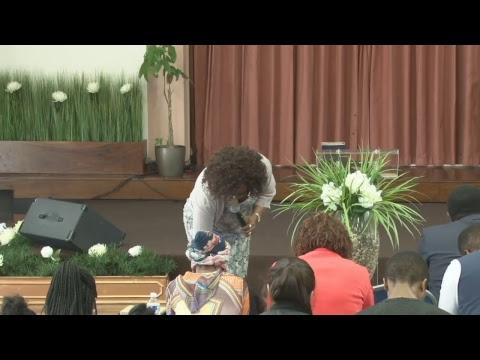 The Secret to Seeing Good Days (Part 3). Rev. Funke Ewuosho 14/10/2017