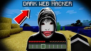 I Bought Minecraft Off The Dark Web... Do Not Try This Scary