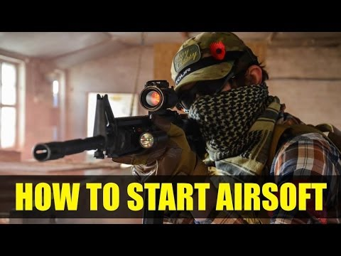 HOW TO START AIRSOFT - Tips and Tricks for Beginners