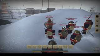Roblox | The Northern Frontier | Clapping HBC.