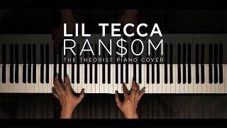 Baixar Lil Tecca - Ransom | The Theorist Piano Cover (w/ Lyrics)