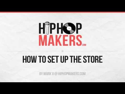 How to Set Up & Add Products to the Store