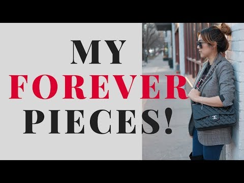 FOREVER PIECES IN MY COLLECTION TAG!