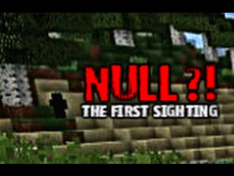STALKED BY NULL! (First Sighting) [HD]