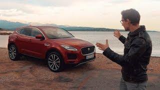 видео Новый Jaguar (Ягуар) 2018 года по лучшей цене у официальный дилеров