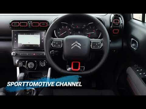 Citroen C3 Aircross - The Fungky Small Crossover