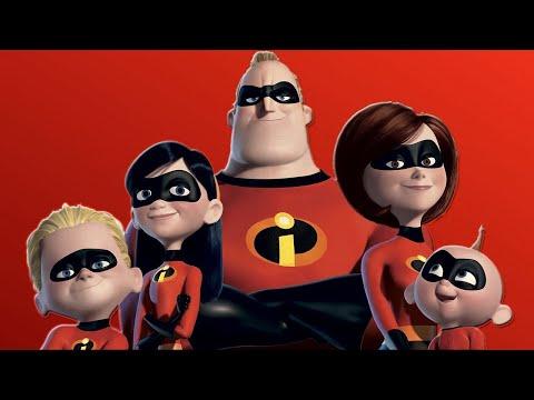 Incredibles 2 (2018) Official Teaser Trailer