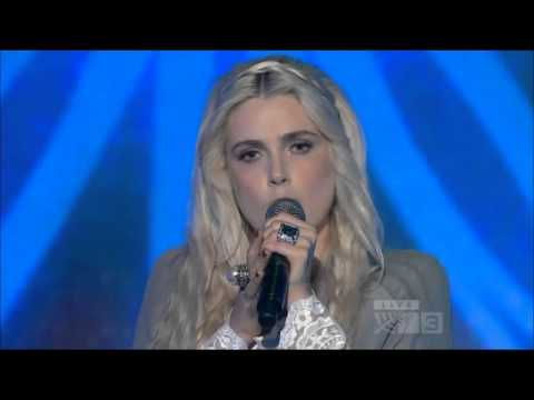 Lili Bayliss - Naughty Girl (The X Factor New Zealand 2015) [Live Show 3 - Bottom 2]