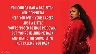 Truth Hurts - Lizzo (Lyrics)