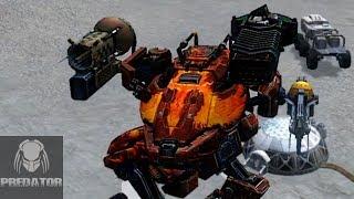 LVL 12 GOLEM GAMEPLAY ON MOON IN CHAMPION LEAGUE   WEEKEND   War Robots