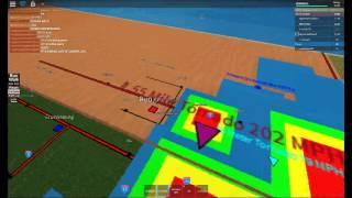 Roblox: Projet Supercell - MASSIVE EF5 Destruction Tornado.