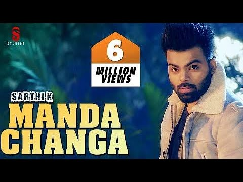 Manda Changa Sarthi K Full Song Letest Punjabi Song New Punjabi Song 2018 2019 Ricky Parne Aala