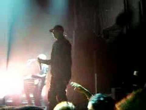 "Kenna- ""Say Goodbye To Love"" clip live at Gramercy 4/25/07"