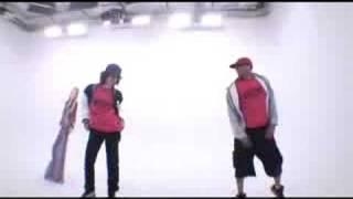 chris brown adam sevani freestyle dance outtake