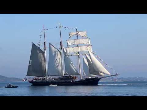The Tall Ships Races - Stavanger 2018 - The Ships Arrive