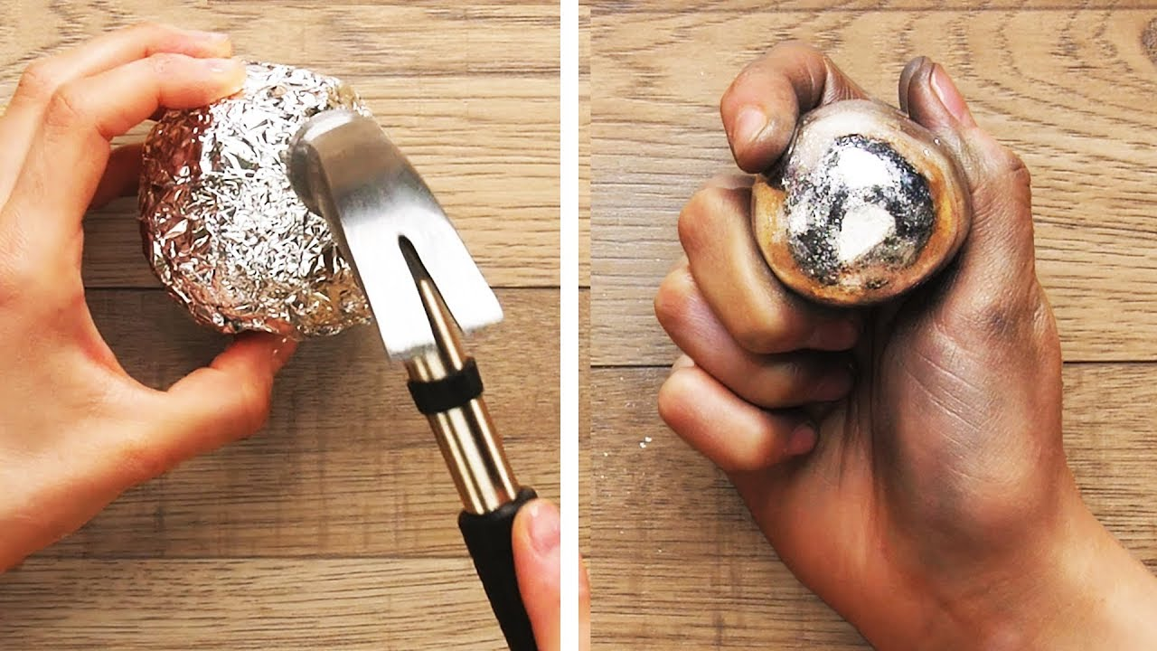 27 Foil Life Hacks and DIY Ideas You Must Know by Crafty Panda