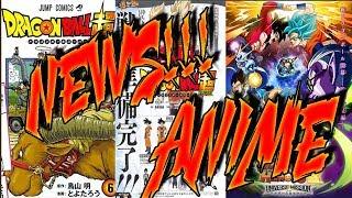 NEUER Dragon Ball ANIME Angekündigt!/CHARAKTER DESIGN Kinofilm!🌀[SUPER DRAGON BALL HEROES]