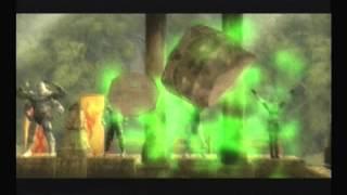 Mortal Kombat Shaolin Monks Facing Mileena/Ermac & Smoke's Missions