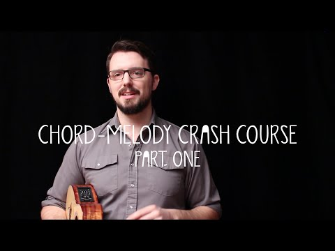 Chord-Melody Crash Course (Part 1) - James Hill Ukulele Tutorial