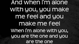 Lissie - When I am Alone with Lyrics