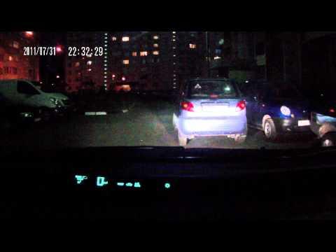 Автомобильный видеорегистратор Mystery MDR-800 (День+Ночь)