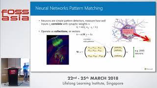 Advances in the Microsoft Cognitive Toolkit (Deep Learning Framework) - Ben Sadeghi - FOSSASIA 2018