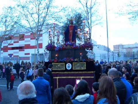 Cristo del consuelo de sevilla este 2015 2 youtube - Apartahoteles sevilla este ...