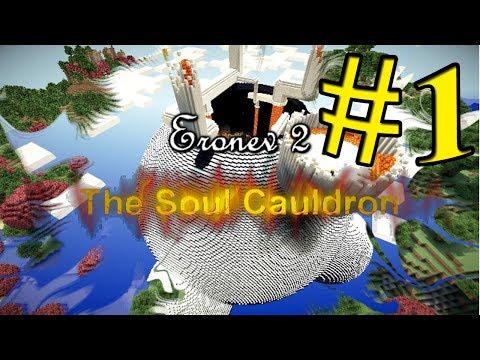 Tackle⁴⁸²⁶ Minecraft [Custom Map] - Eronev 2: The Soul Cauldron #1 - บ้านอันแสนสุข (มั้ง)