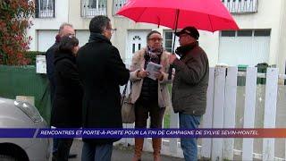 Yvelines | Rencontres et porte-a-porte pour la fin de campagne de Sylvie Sevin-Montel