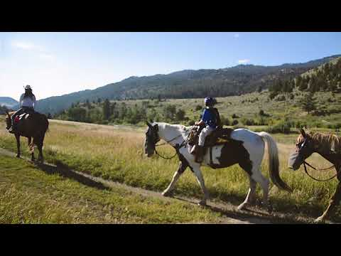 Gardiner Horseback Riding - Stermitz Ranch