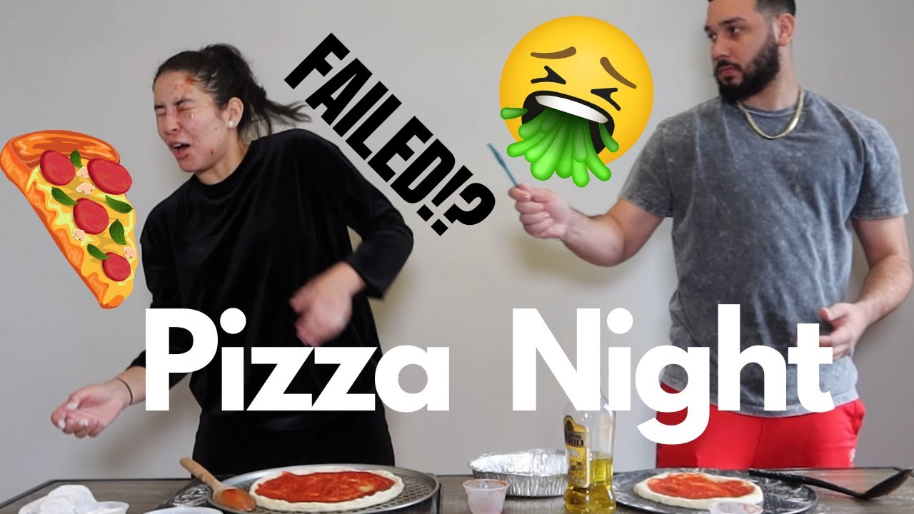 We Made Our Own Pizza and Failed?!