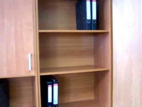 Шкафы офисные для документов и одежды от TsuriCom