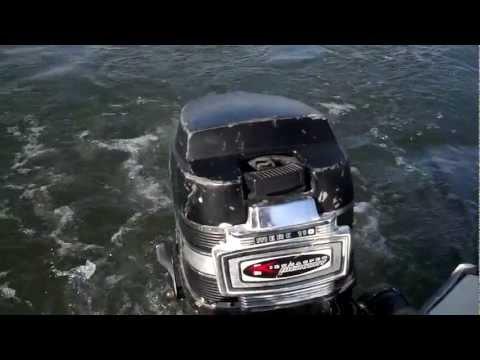 Mercury 9 8 h p 110 outboard motor water pump repair and for Mercury boat motor mechanics