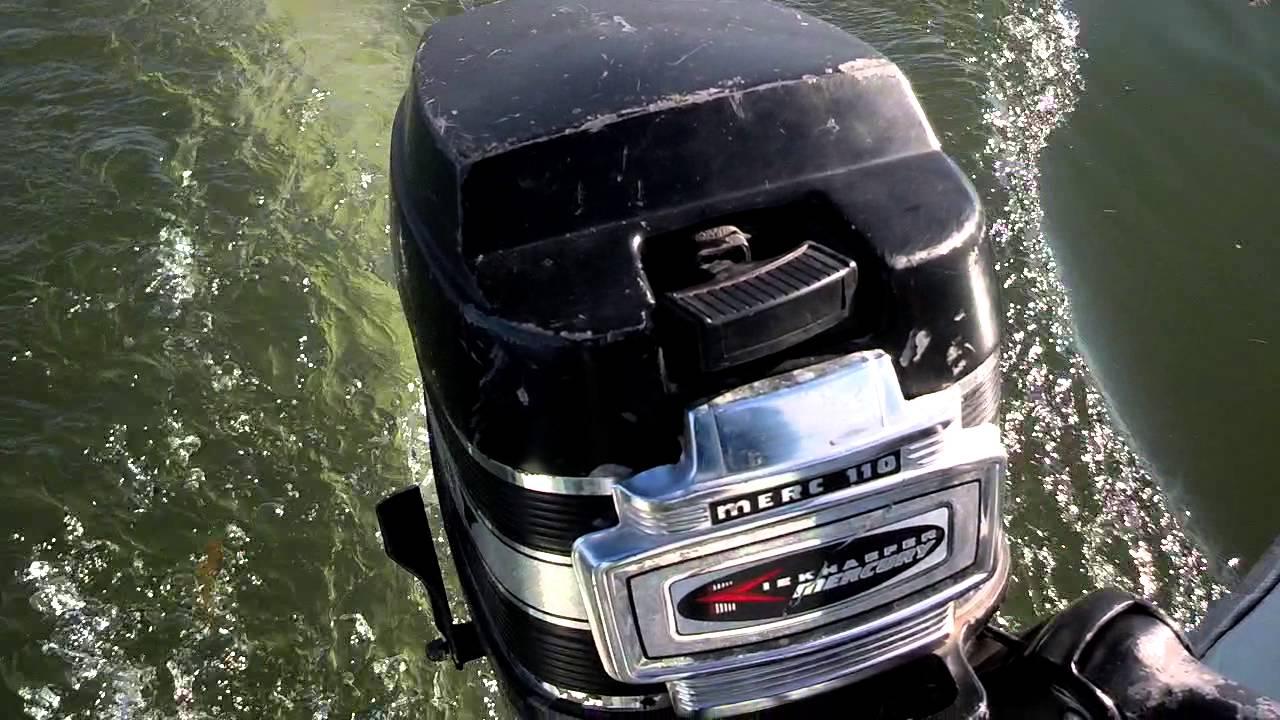 mercury merc 110 9 8 hp outboard youtube mercury outboards parts list [ 1280 x 720 Pixel ]