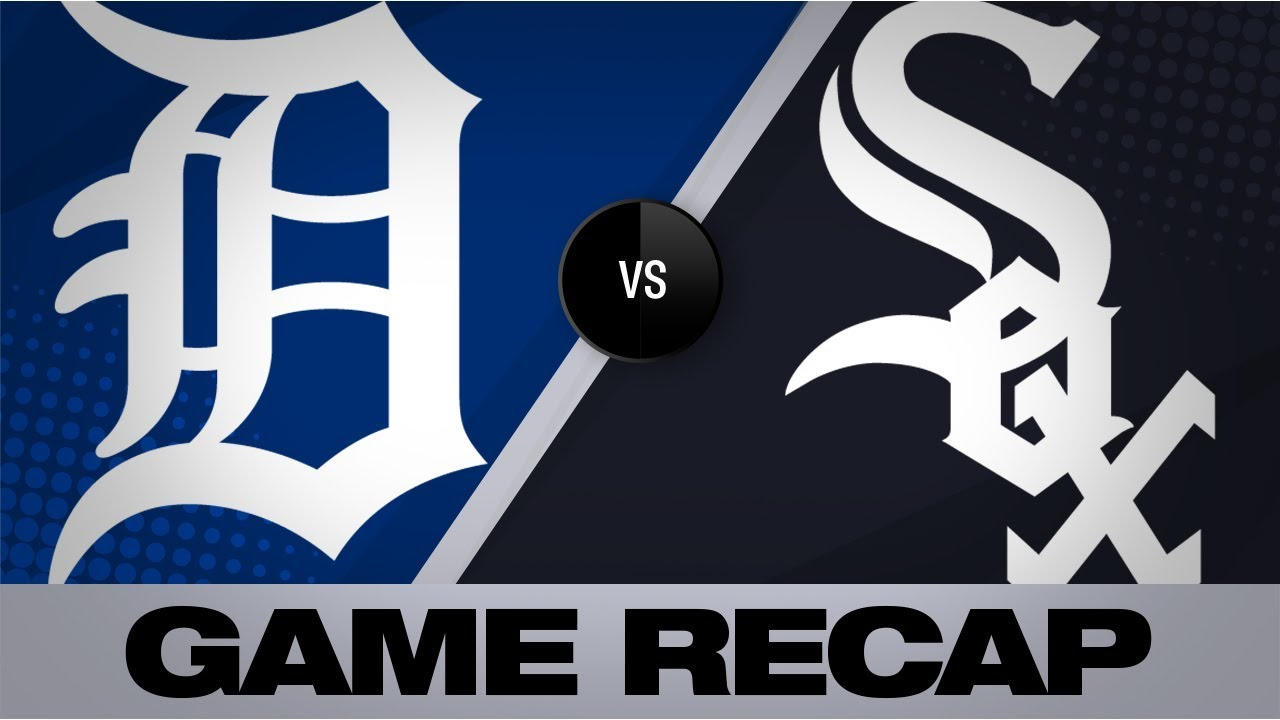 Moncada, Abreu lift White Sox in extras | Tigers-White Sox Game Highlights 7/3/19
