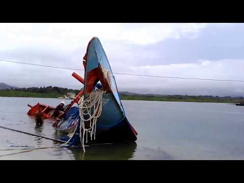 Surigao City Boat Salvage part 4