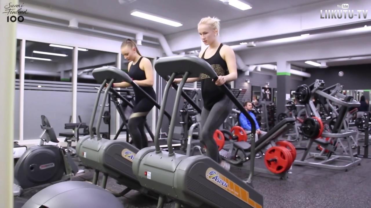 Energy Fitness Club 24 7 Kuntosali Varkaudessa Trailer6
