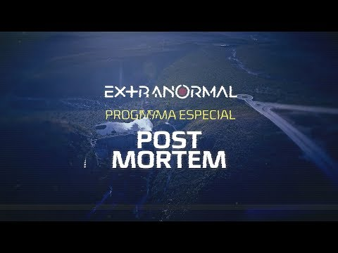 Programa especial POST MORTEM en la Presa San José de San Luis Potosí...