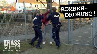 Krass Schule - Bombendrohung in der Schule! #003 - RTL II