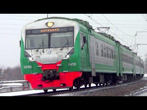 Электропоезд ЭД4м-0458 ЦППК