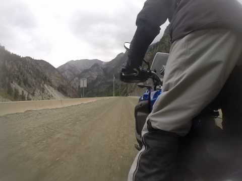 Carpenter Lake Dam to Shalalth