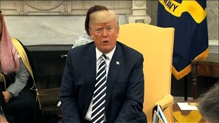 Trump évoque une possible rencontre prochaine avec Poutine