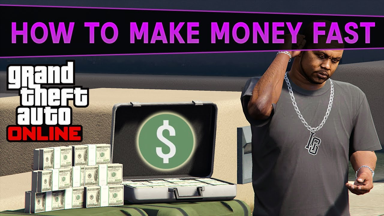 How To Make Money Fast This Week | GTA 5 Online Money Guide (Sep 3rd-9th)
