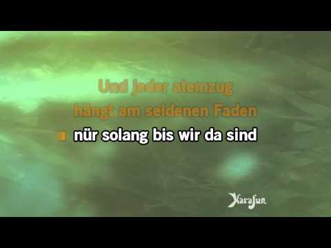 Karaoke Am Seidenen Faden - Tim Bendzko *