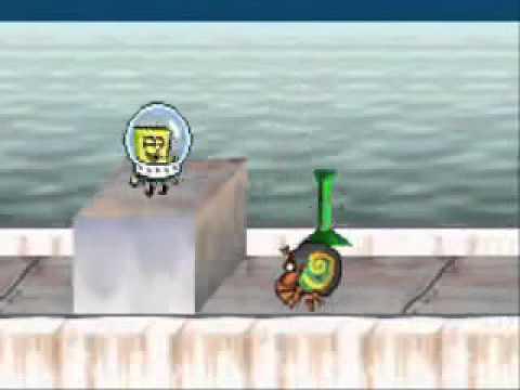 SpongeBob SquarePants SuperSponge Walkthrough Part 5