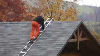 Uchwyt dachowy ALVE, czyli jak bezpiecznie wejść na dach?