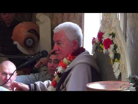 2020-01-11 #4 Даршан общий C Чайтанья Чандра Чараном прабху
