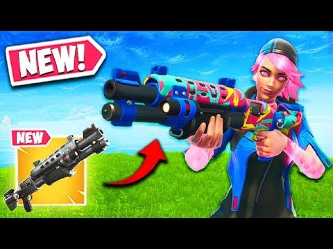 *NEW* LEGENDARY TAC SHOTGUN IS AMAZING!! - Fortnite Fails and WTF Moments! #621 From The Fail Blog thumbnail