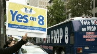 Supreme Court Hears Arguments on Gay Marriage